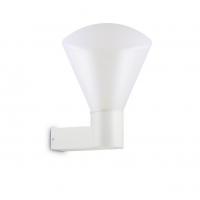 Aplica exterior Ouverture Ap1 Bianco 187082