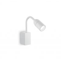 Lampa de citit IP44 protejata si pentru exterior, Loop Ap1 Bianco 179094