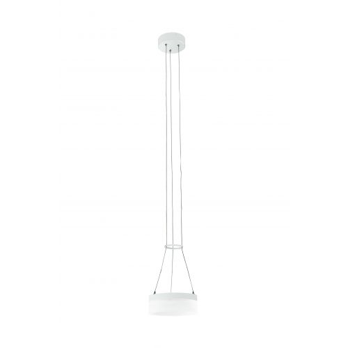 Suspensie LED SATURN BIANCA D.20 4000K 840lm 12W