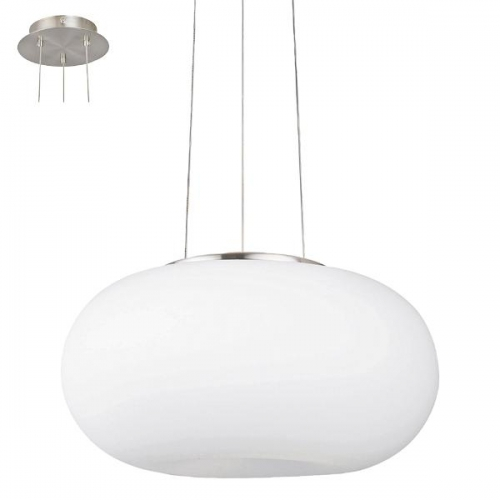 Pendul Eglo Optica 86814, 2x60W, 35cm