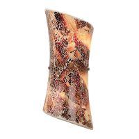 Aplica MARCONI 2x40W E14 mozaic inchis