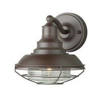 Aplica EUSTON, bronz, H:22cm, IP43