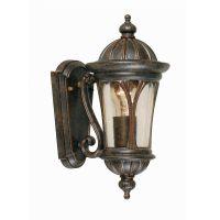 Aplica NEW ENGLAND Small, bronz, H:35cm, IP44