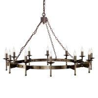 Candelabru CROMWELL, bronz, H:561cm, 12 becuri