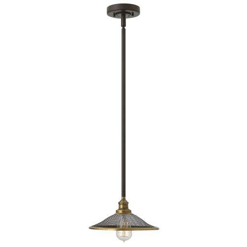 Pendul RIGBY, bronz, H:94.7cm