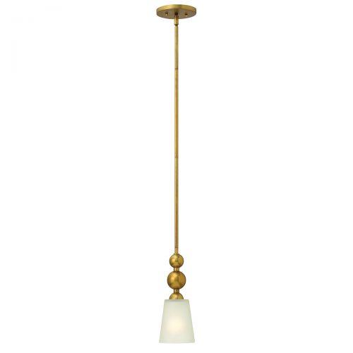 Pendul ZELDA, alama, H:128.8cm