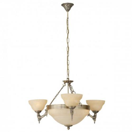 Lustra clasica de sufragerie Eglo Marbella 85857 6x 60W E14