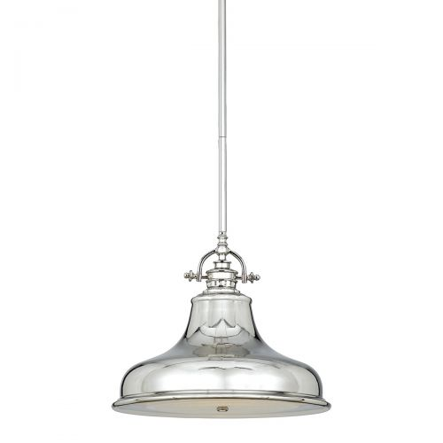 Pendul EMERY Medium, argintiu, H:127.7cm