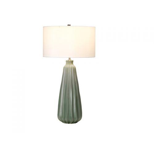 Veioza KEW, verde, H:79.5cm