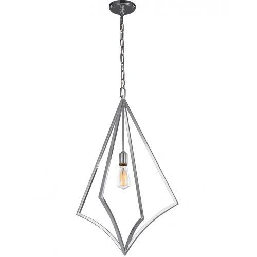 Pendul NICO Large, crom, H:246.4cm