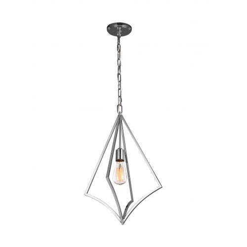 Pendul NICO Medium, crom, H:226.4cm