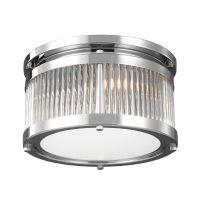 Plafoniera LED baie PAULSON Small, D:28cm, 3xG9, IP44, crom