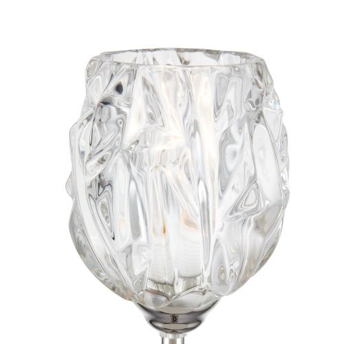 Lustra LED RUBIN, nichel, H:62-199cm, G9, 4 x 3.5W-LED