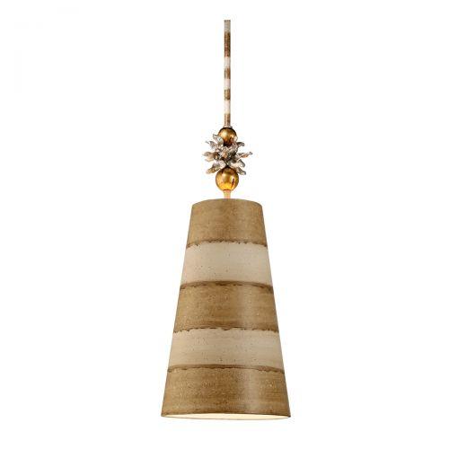Pendul ANEMONE, crem, H:133.9cm