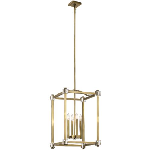 Pendul CAYDEN Large, alama, H:172.1cm, 4 becuri