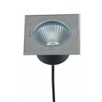 Spot LED carosabil pietonal WALK, patrat, L:14,1cm, IP67, 15W