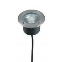 Spot LED carosabil pietonal WALK, D:11cm, IP67, 10W, 4000K, rotund