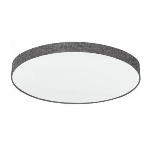 Plafoniera LED living gri ROMAO, D:98cm