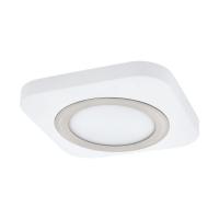 Aplica LED 300X300 alb/cristal PUYO-S