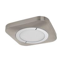 Plafoniera LED 400X400 nichel/crom PUYO