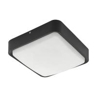 Aplica inteligenta LED exterior EGLO PIOVE-C, 97295,14W, 1400lm, 3000K, negru