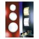 Aplica hol Eglo Arezzo 87328 1x60W E27, 28cm nichel mat