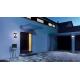 Numar de casa cu panou solar, senzor crepuscular si de miscare XSOLAR LS-2