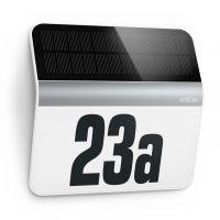 Numar de casa cu panou solar si senzor de lumina XSOLAR LH-N