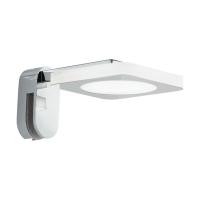 Aplica LED oglinda Cabus, 96936 1x5,4W-LED, 450Lm, Crom