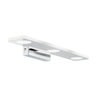 Aplica LED oglinda Cabus, 96938 4x5,4W-LED, 1.800Lm, Crom