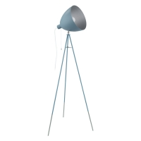 Lampadar retro sufragerie albastru CHESTER-P