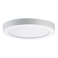 Plafoniera LED Relax&Work Ø300 alb FUEVA-RW, 3000 lumeni