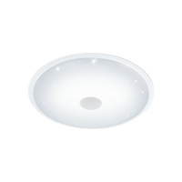 Plafoniera LED Ø660 efect cristal LANCIANO, 4000 lumeni