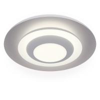 Plafoniera LED design Ø550 alb PAGLIARE, 2100 lumeni
