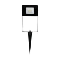 Proiector LED EGLO Faedo 4, 97471, LED 10W, 900 lm, Negru