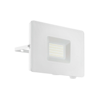 Proiector LED exterior EGLO Faedo 33155, 50W, 4800 lm, 5000K, alb