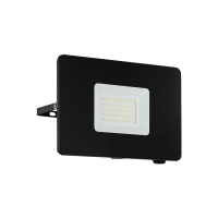 Proiector LED exterior EGLO Faedo 97458, 50W, 4800 lm, 5000K, negru