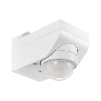 Senzor miscare 360° EGLODetect Me97466, alb cu suport de colt inclus