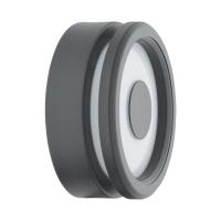 Aplica LED exterior EGLOBiosga 97148, 11W, 950 lm, 3000K, antracit/alb