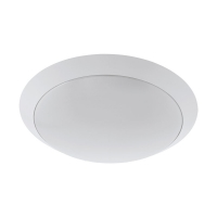 Plafoniera LED exterior PILONE 97254, 11W, 950 lm, 3000K, alb