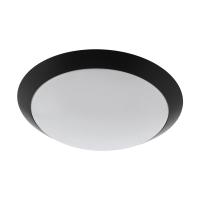 Plafoniera LED exterior PILONE 97255, 11W, 950 lm, 3000K, negru