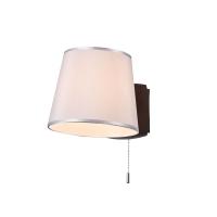 Lampa de lectura moderna Maytoni Bergamo, neagra, E27 60W