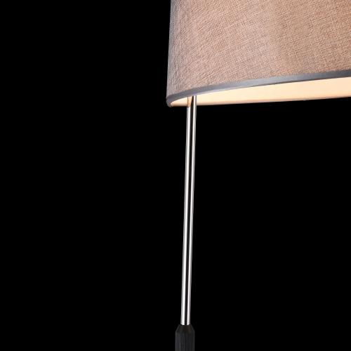 Lampadar modern Maytoni Bergamo, negru, E27 60W