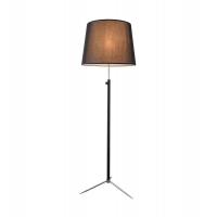 Lampadar cu picior modern Maytoni Monic, negru, E27 40W