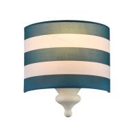 Aplica moderna Maytoni Sailor, albastra, E14 40W