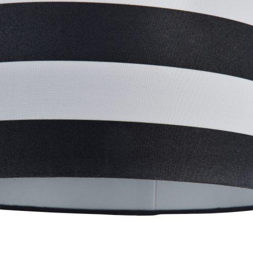 Lustra living moderna Maytoni Sailor, neagra, E14 40W, H:35-185cm