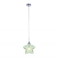 Pendul modern Maytoni Star, Verde, G9 28W, H:21-140cm