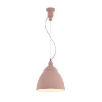 Pendul modern Maytoni Bellevue, roz, E27 60W, H:26-189cm