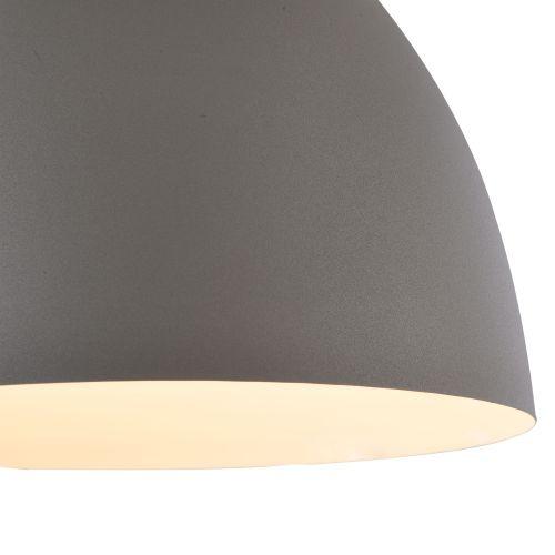 Pendul modern Maytoni Bellevue, gri, E27 60W, H:26-189cm
