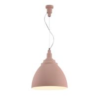 Lustra living moderna Maytoni Bellevue, roz, E27 60W, H:38-201cm